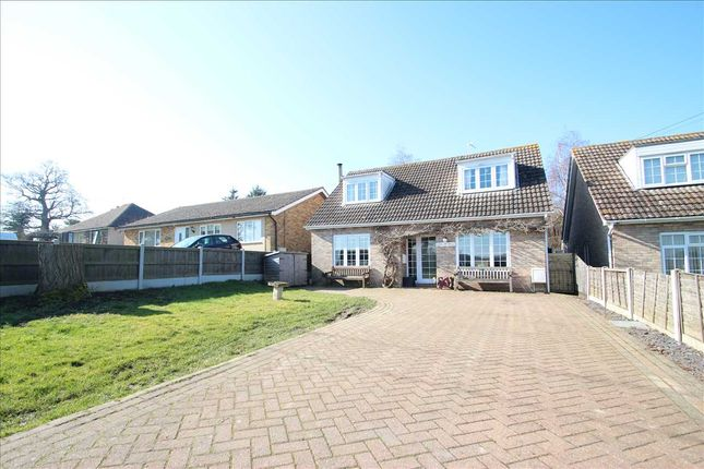Thumbnail Detached house for sale in Crow Lane, Weeley, Clacton-On-Sea
