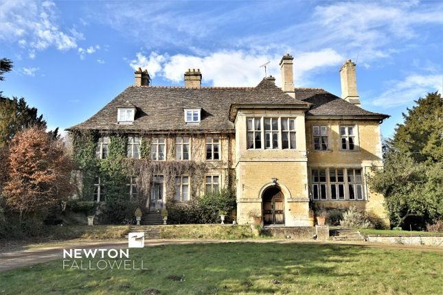 Thumbnail Detached house for sale in Russell Hill, Thornhaugh, Peterborough