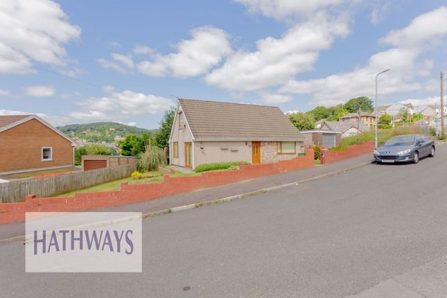 Thumbnail Detached bungalow for sale in St. Davids Close, Penygarn, Pontypool