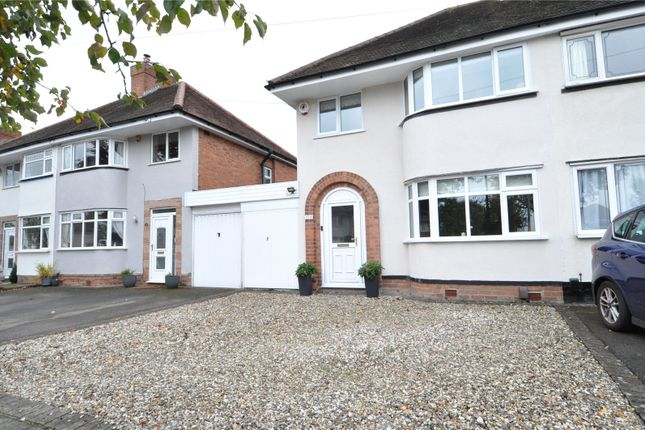 Thumbnail Semi-detached house for sale in Lindsworth Road, Birmingham