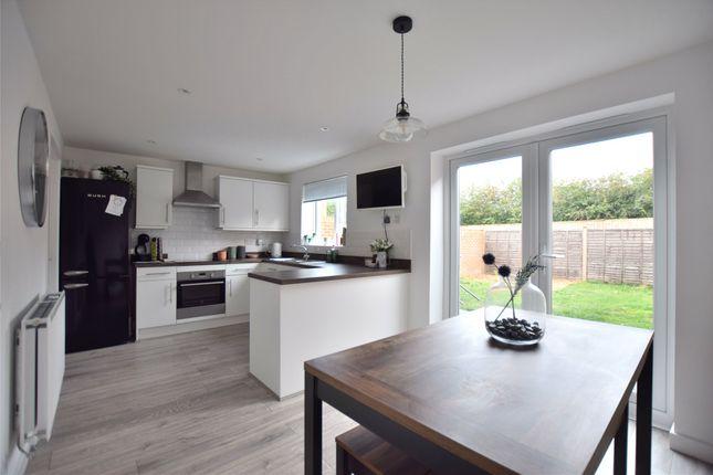 Thumbnail Detached house for sale in Longstone Avenue, Longford, Gloucester, Gloucestershire