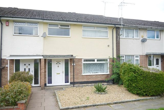 Thumbnail Mews house to rent in Fanshawe Walk, Crewe, Cheshire