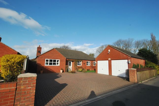 Thumbnail Detached bungalow for sale in Horton Lane, Horton, Telford, Shropshire
