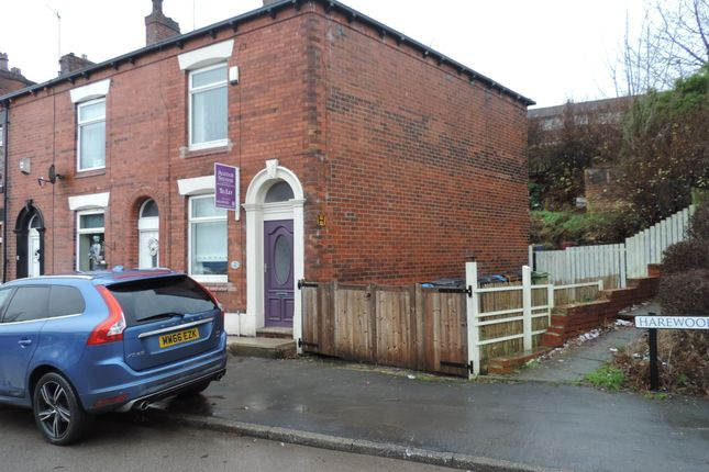 Thumbnail End terrace house to rent in Albert Street, Royton, Oldham