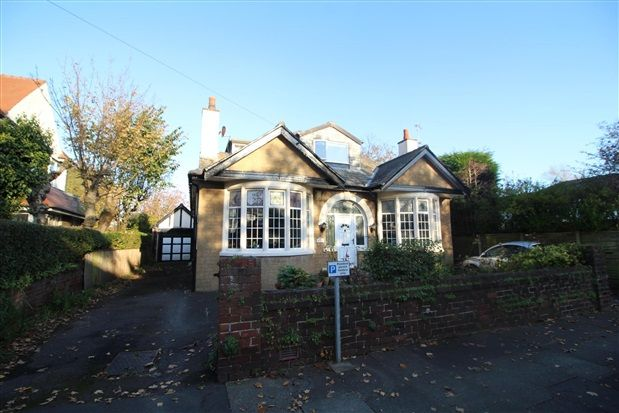 Thumbnail Bungalow for sale in St Clements Avenue, Blackpool