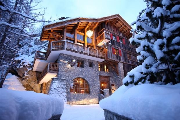 Picture No. 02 of Chalet Le Rocher, Val D'isere, France