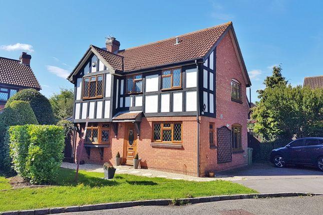 Thumbnail Detached house for sale in Gray Close, Warsash, Southampton