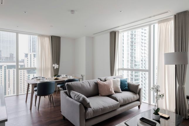 Thumbnail Flat to rent in Harbour Way, London