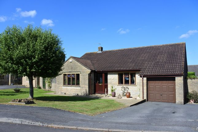 Thumbnail Detached bungalow for sale in Freame Way, Gillingham