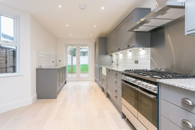 Thumbnail Terraced house to rent in Neville Road, London