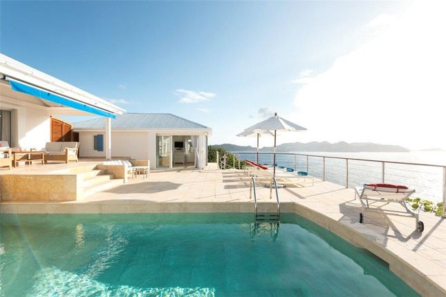Thumbnail Villa for sale in Pointe Milou, St Barthelemy., St. Barts