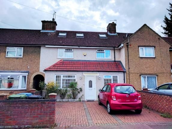 Thumbnail Terraced house for sale in Fuller Road, Watford, Hertfordshire