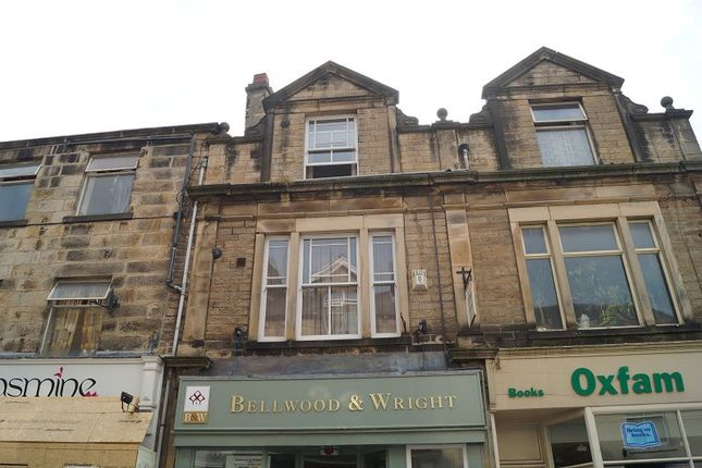 Thumbnail Flat to rent in Penny Street, Lancaster