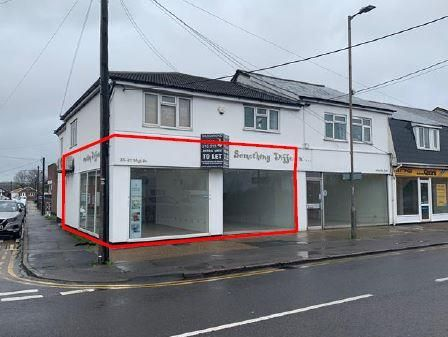 Thumbnail Retail premises to let in 35, High Street, Canvey Island