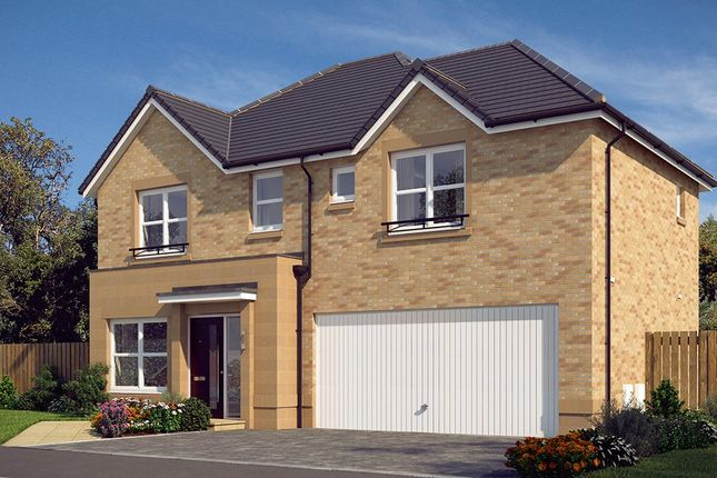 "Thumbnail Detached house for sale in ""The Westbury"" at Cochrina Place, Rosewell"