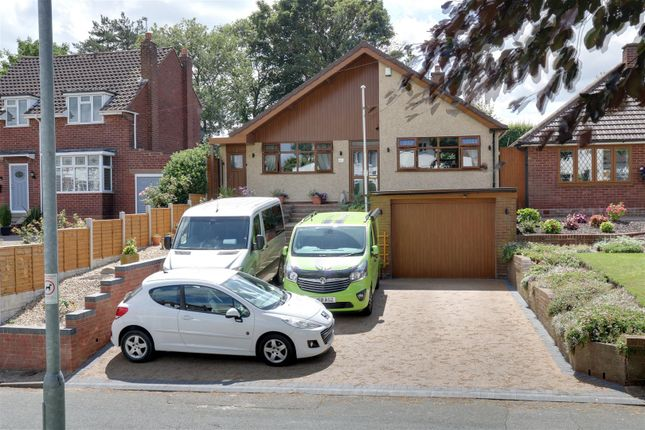 Thumbnail Detached bungalow for sale in Stoney Lane, Bloxwich, Walsall