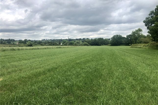 Thumbnail Land for sale in Land At Wern, Pool Quay, Welshpool, Powys