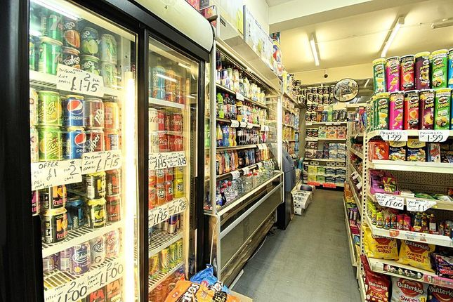 Thumbnail Retail premises to let in Haggerston Road, London