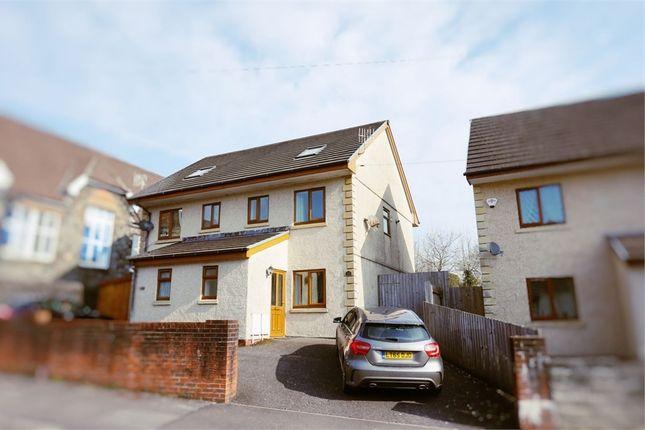 Thumbnail Semi-detached house to rent in Soar Terrace, Morriston, Swansea, West Glamorgan