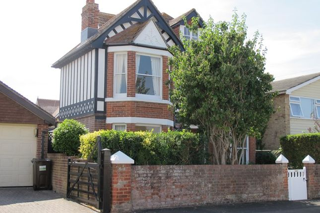 Thumbnail Detached house for sale in Montserrat Road, Lee-On-The-Solent