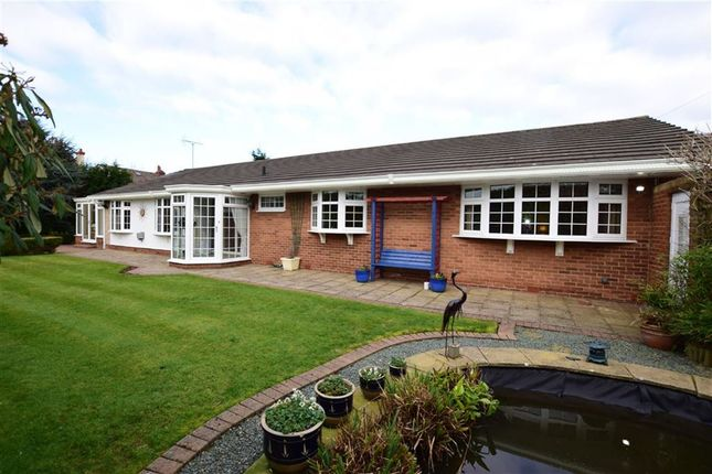 Thumbnail Detached bungalow for sale in Sherborne Road, Wallasey, Merseyside