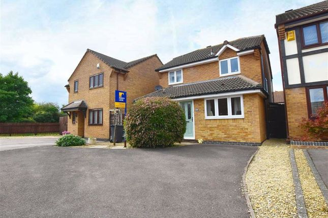 Thumbnail Detached house for sale in Foxleigh Crescent, Longlevens, Gloucester