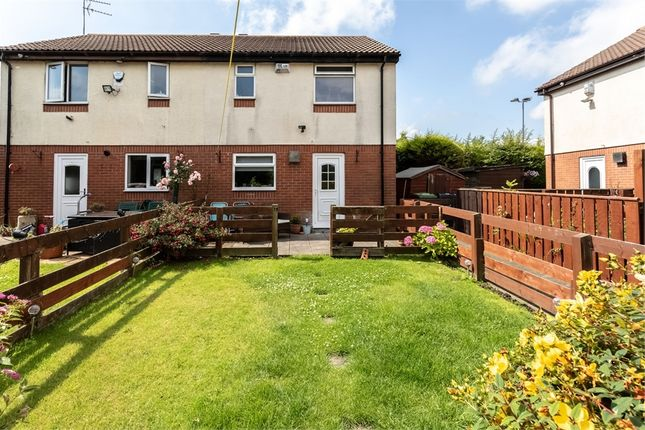 Thumbnail Semi-detached house for sale in Castle Mews, Sunderland, Tyne And Wear