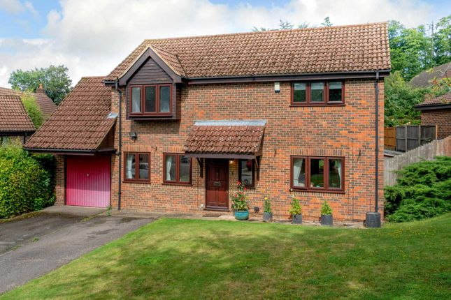 Thumbnail Detached house for sale in The Sycamores, Beechwood Park