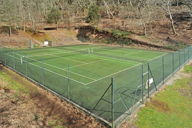 Tennis Courts of Fort Picklecombe, Maker PL10