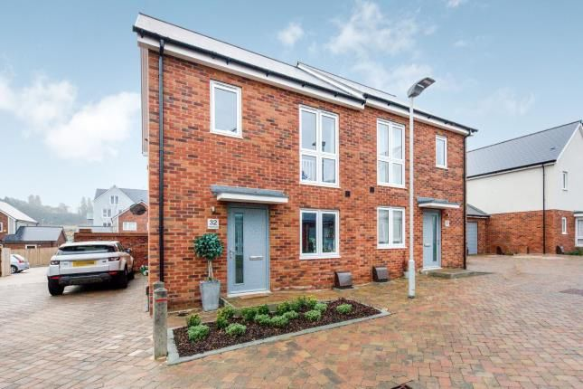Thumbnail Semi-detached house for sale in Hedgerow Lane, Tunbridge Wells, Kent, .