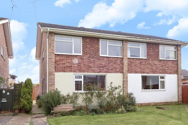 Thumbnail Semi-detached house for sale in Farmers Close, Witney