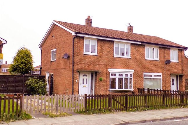 Thumbnail Semi-detached house to rent in Gainsborough Avenue, South Shields