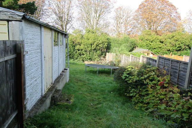Rear Garden of Danemead Grove, Northolt UB5