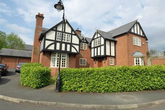 Thumbnail Detached house to rent in Westwood Close, Weston, Crewe