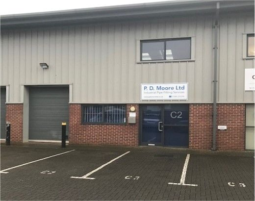 Thumbnail Industrial to let in Mid Devon Business Park, Exeter