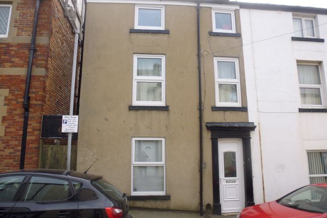 Thumbnail End terrace house to rent in Albert Street, Scarborough