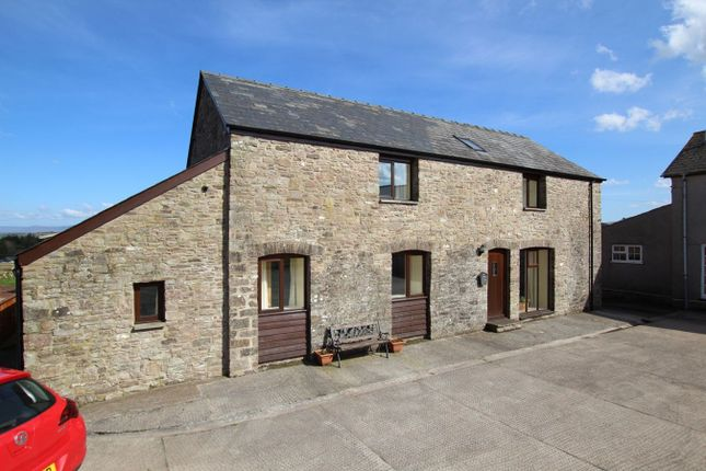 Thumbnail Detached house for sale in Penoyre, Brecon