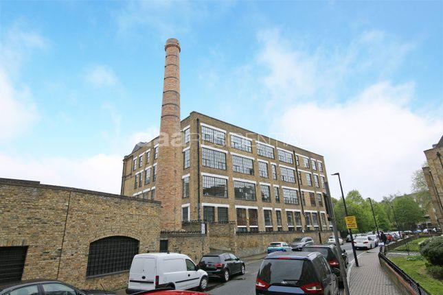 External of Chimney Court, 23 Brewhouse Lane, London E1W