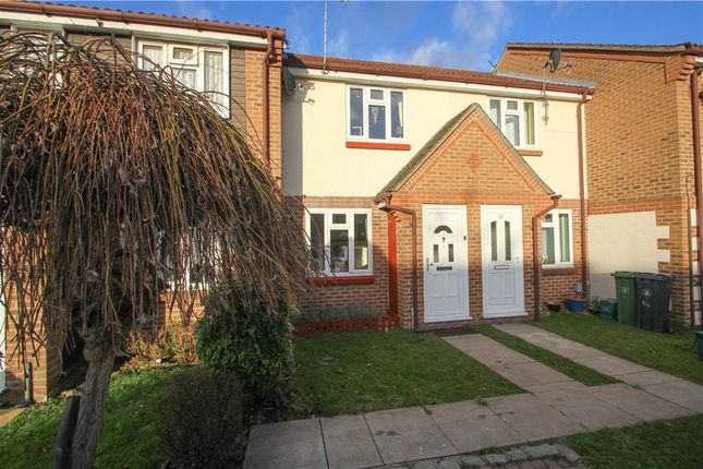 Thumbnail Terraced house for sale in Weller Drive, Camberley, Surrey