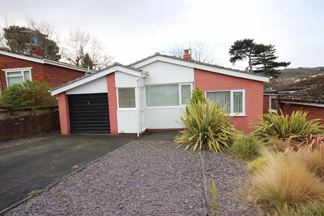 Thumbnail Detached bungalow for sale in Bryn Castell, Conwy