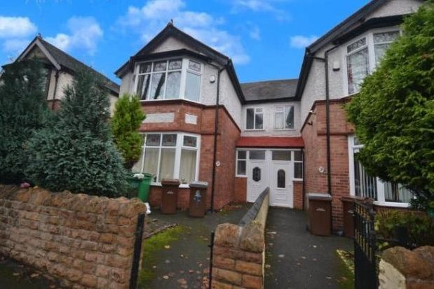 Thumbnail Property to rent in Thorncliffe Road, Nottingham