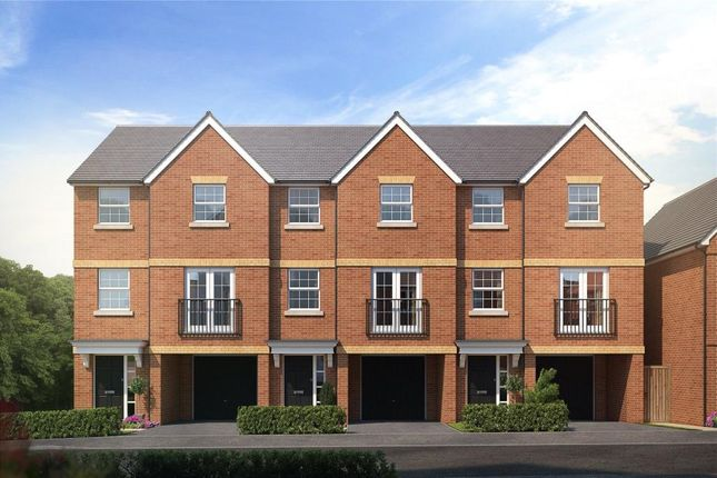 Thumbnail End terrace house for sale in Hayne Farm, Hayne Lane, Gittisham, Honiton