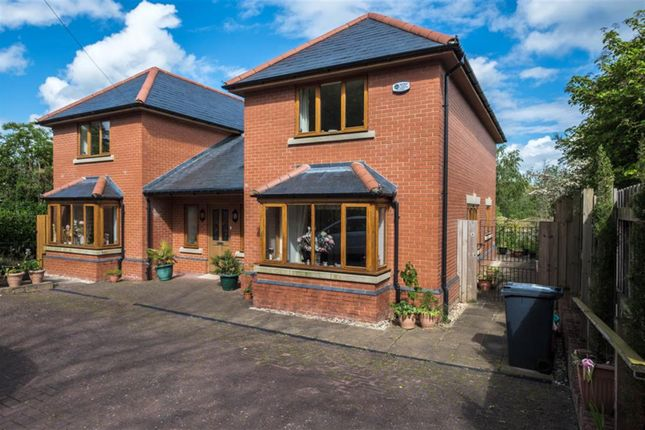 Thumbnail Detached house for sale in Tall Trees, Llanyre, Llandrindod Wells