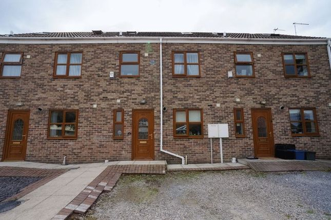 Thumbnail Terraced house for sale in Vicars Mews, Knottingley
