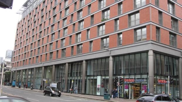 Thumbnail Flat to rent in Argyle Street, Glasgow, Lanarkshire