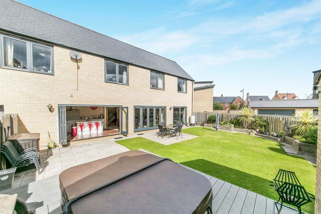 Thumbnail Detached house for sale in Dunwich Close, Ipswich