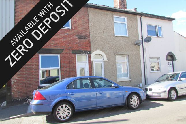 Thumbnail Terraced house to rent in Langley Road, North End, Portsmouth
