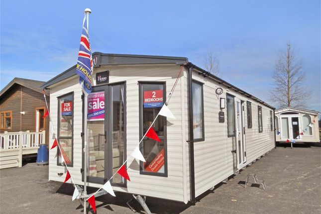 2 Bed Mobile Park Home For Sale In Shottendane Road Birchington Kent