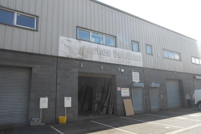 Thumbnail Warehouse for sale in Unit 20, Hannahstown Business Estate, Belfast, County Antrim