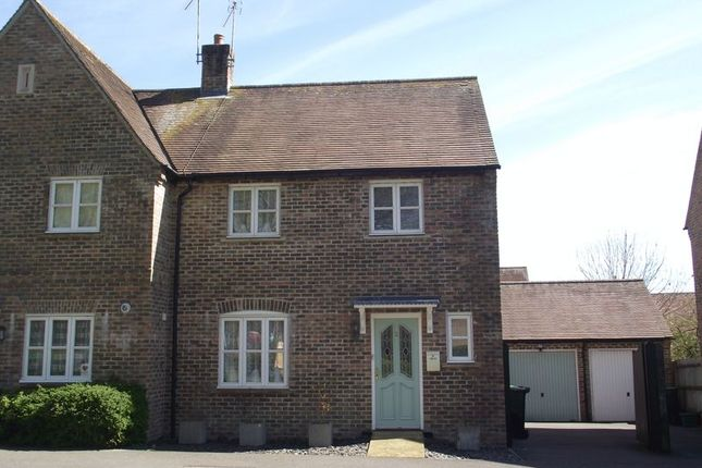 Thumbnail Semi-detached house to rent in Chestnut Road, Charlton Down, Dorchester
